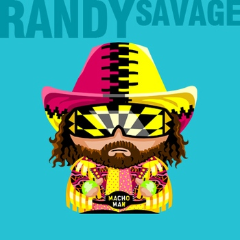 Machoman Randy Savage
